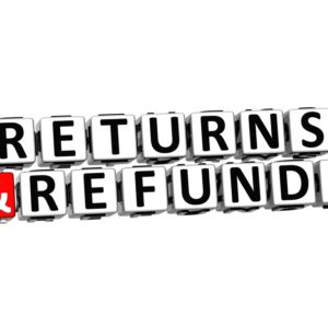 Returns and Refunds in Blocks